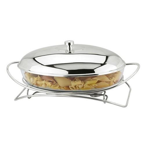 OXONE Oval Food Warmer [OX-84OV] - Pemanas Makanan / Food Warmer